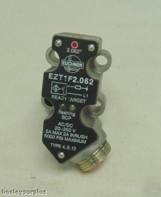 Euchner Ezt1f2 062 Inductive Proximity Switch