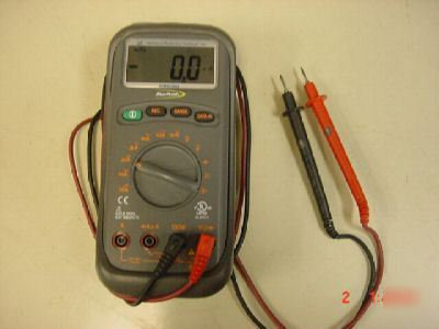 blue point multimeter user manual eedm503b good sayings for your rh deforucon wordpress com Blue Point Battery Charger Blue Point Voltage Meter