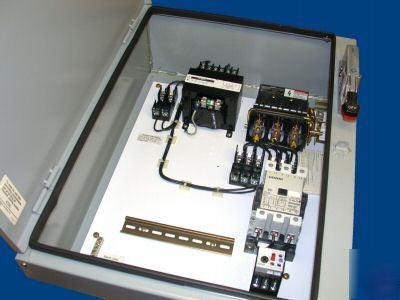Siemens disconnect w magnetic motor starter scfes029 for Siemens magnetic motor starter