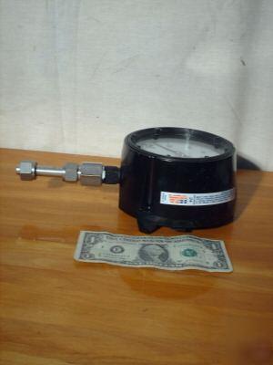 New 0-160 ashcroft pressure gauge-4.5.