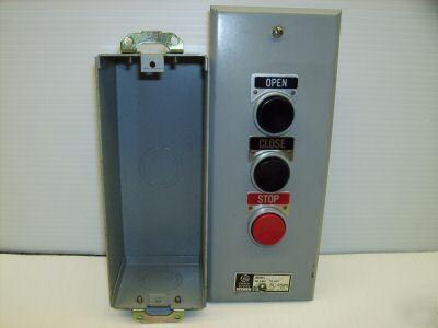 C control station