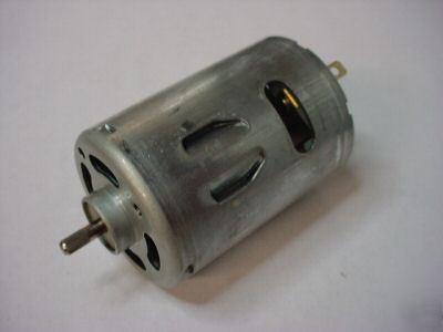 6 Volt Dc Motor Qty 5 Ea