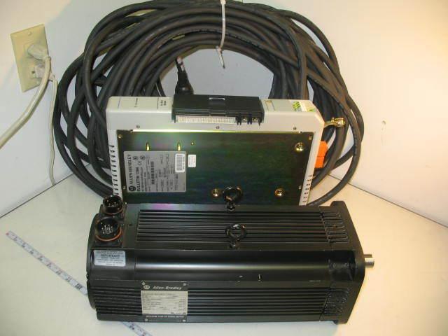 Ab allen bradley ac servo controller motor cable 1394ca for Allen bradley servo motor cables