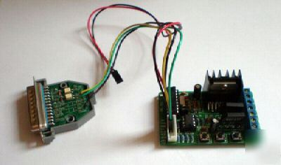 Stepper Motor Controller Driver Pc Control Directly
