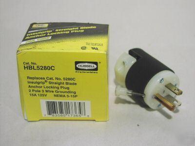 nema 5-15P plug 5280C.
