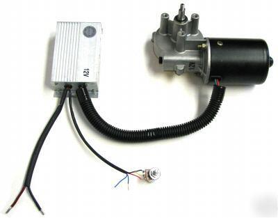 24v Gear Motor Pwm Variable Speed 24vdc Gearmotor Cw