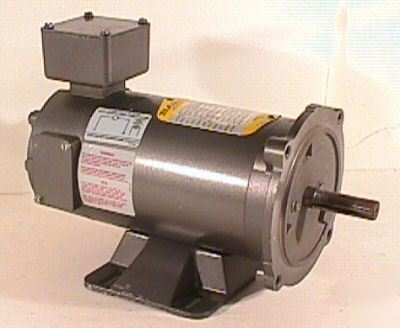 Baldor D C Motor 25hp Type Pm3320p Cat Cdp3310