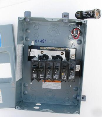 Marvelous Homeline Load Center Hom6 12L100 Fuse Box W Photo 100A Wiring Cloud Hisonuggs Outletorg