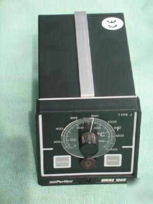 Partlow Type J Series 1000 Temp Controller 101012300