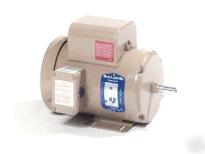 3 HP Baldor electric motor,