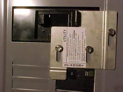 square-d-generator-transfer-switch-installation-kit--2 Electrical Breaker Panel on electrical for working spaces, electrical distribution panel with meter, electrical overheating, electrical breakers push in style, electrical gfci and panels, fire panel, outdoor circuit panel, electrical circuit panel, electrical breakers 30, electrical panel burned out, electrical grounding lug for double, ge split bus panel, home telephone ethernet panel, electrical panel blowing up,