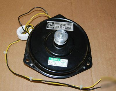 Pml Gpm 12 005172 12v Dc 10a Servo Motor