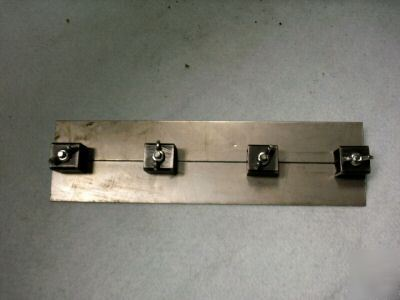 Butt Weld Clamps Sheet Metal Welding Easy To Use Design