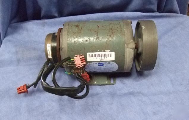 Doerr Electric Motor Lr22132 1 5hp