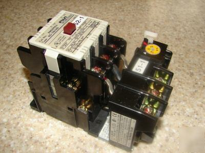 Nema size 1 motor mcc starter w adjustable fuse block for Nema size 1 motor starter