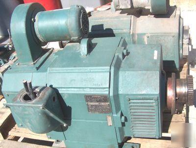 Reliance 367at rpm dc motor 50 hp motor marathon 56c 65 for 50 hp dc motor
