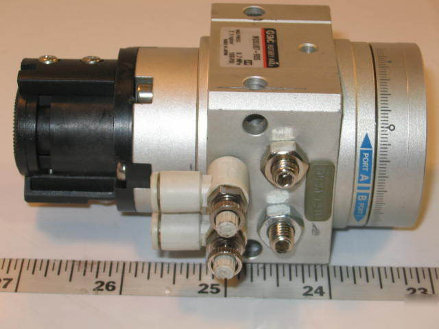 Smc pneumatic air rotary table MDSUB7-90S